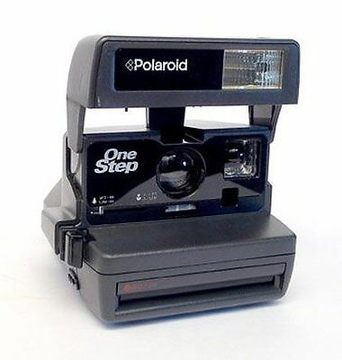 READY TO SHOOT+ FILM INCLUSIVE PACKAGE GOOD Polaroid ONE STEP Camera GIFT !!!!