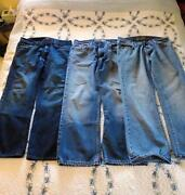 Mens Old Navy Bootcut Jeans