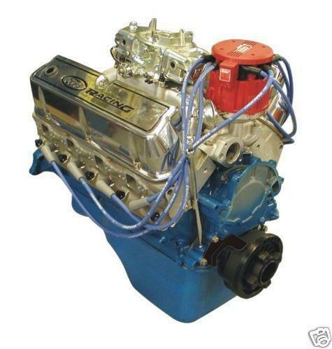 Ford 2 3 Crate Engine: Ford 302 Turnkey Engine