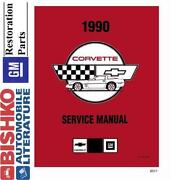 Chevrolet Corvette Repair Manual