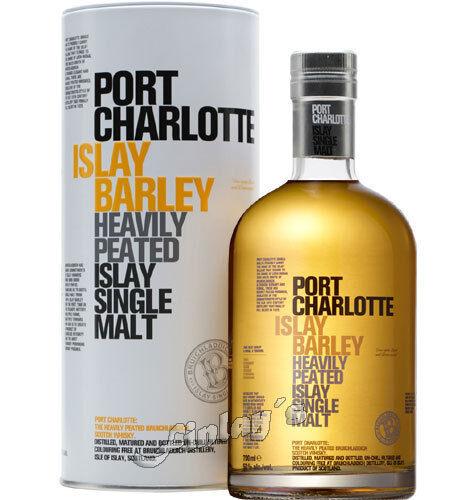 Port Charlotte 2008 Islay Barley Whisky 0,7 Ltr.