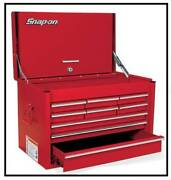 Snap on Tools Heritage Series Top Chest 9 Drawer Toolbox St Kilda Port Phillip Preview