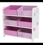 Childrens Storage Bins