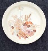 Poole Pottery Dinner Plates