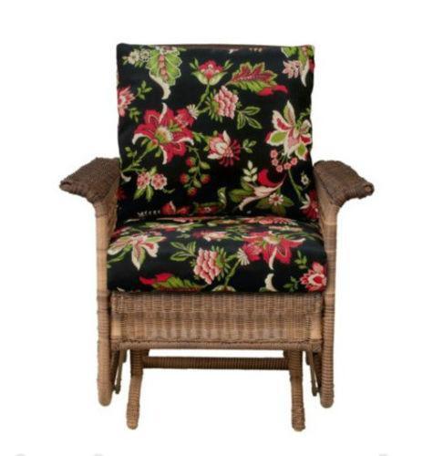 Black Patio Cushions Ebay