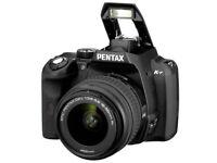 Pentax K-R mit Pentax DA-L 18-55mm