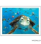 Finding Nemo Lithograph