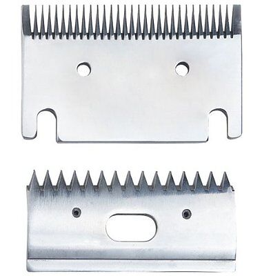 New fine 1mm horse clipper blades. Fit Heiniger