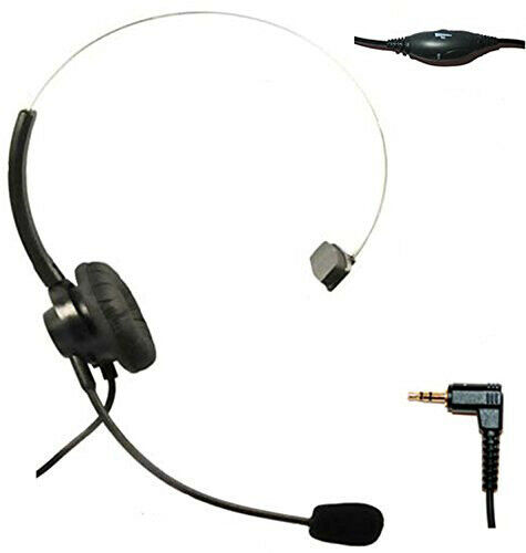 Headset Replacement For Plantronics CT14 Dialer Home Office Telephone 81083-01