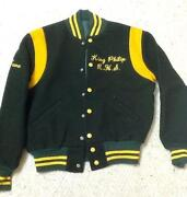 Vintage High School Jacket