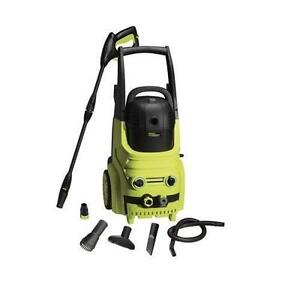 USED* PRESSURE WASHER / WET DRY VAC - 109973222 - 2000PSI POWER IT! 2 in 1 - AUTOMOTIVE EXTERIOR MAINTENANCE EQUIPMENT