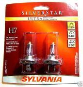 Sylvania Silverstar Ultra H7