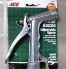 ACE Garden Hose Nozzles & Wands