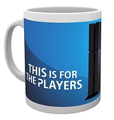 Playstation PS4 Console PS1 PS3 Retro Cup Tea Coffee Mug Mugs
