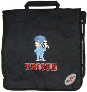 Brand New! ~ Trigun Messenger Bag / Carry Case!! Wolfwood!