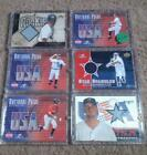 Baseball Jersey Card Lot