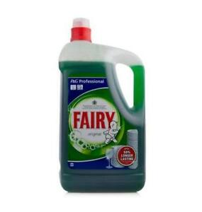 Fairy Professional Washing Up Liquid 5L