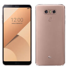 """LG G6 H871 32GB 4GB RAM 4G LTE GPS NFC Radio 5.7"""" Débloqué Téléphone Or Gold"""