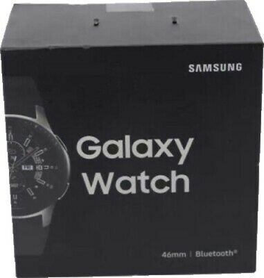 Samsung Galaxy Watch 46mm Smart Watch - Silver (SM-R800NZSAXAR)
