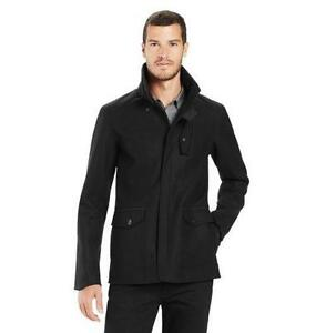Mens Small Pea Coat - Sm Coats