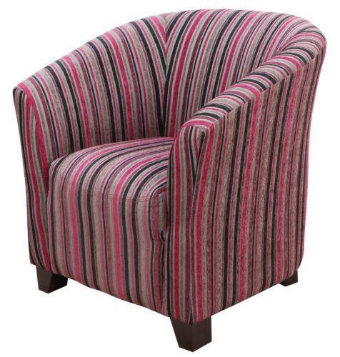 Next Stripe Chair Ebay
