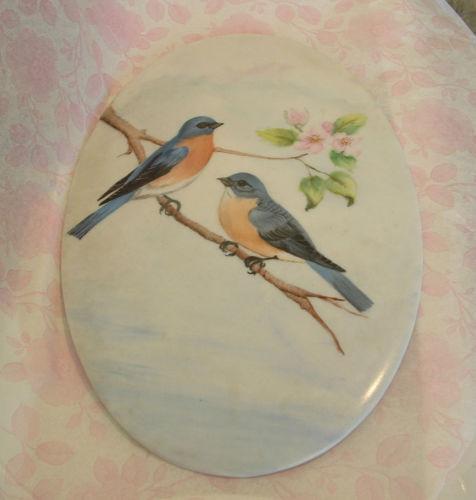 Ceramic Bird Japan Ebay