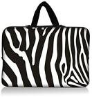 Zebra Laptop Case