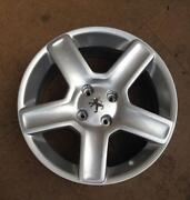 Peugeot 17 Alloy Wheels