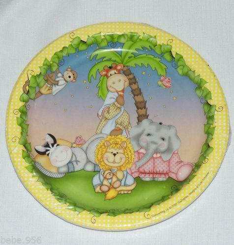 Baby Shower Plate: Baby Shower Paper Plates