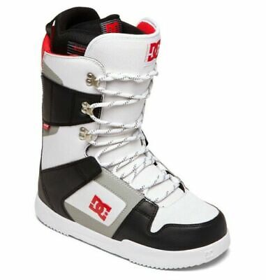 Phase2017 Red Mens Snowboard BootsBlack DC