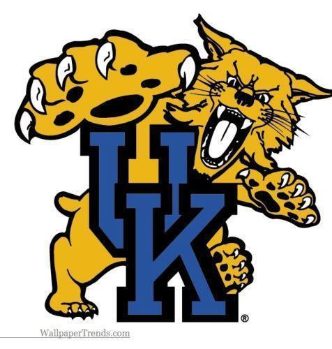 University Of Kentucky Decals Ebay