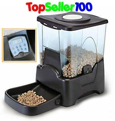 automatic food feeder ebay 87492
