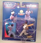 Baseball Sports Figurines with Starting Lineup