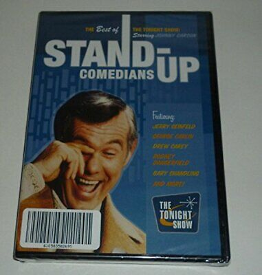 The Best of The Tonight Show - Stand-Up Comedians (DVD)