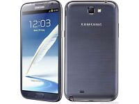 SAMSUNG NOTE 2 UNLOCKED MINT CONDITION COMES WITH WARRANTY & RECEIPT & ALL ACCESSORIES