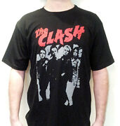Vintage The Clash Shirt
