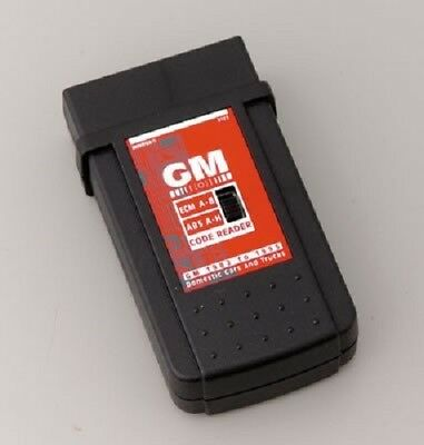 1982-94 GM CODE READER SCANNER OBDl Chevrolet Diagnostic ECM Check Engine Light - Gm Computer Codes