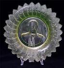 Vaseline Glass Plate