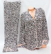 Victoria Secret Silk Pajamas