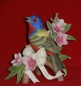 Collectible Bird Figurines