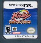 Kirby: Canvas Curse Video Games