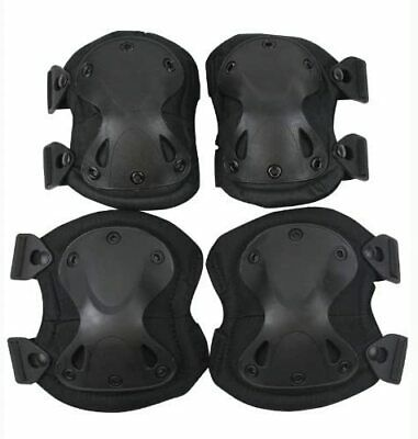 Outdoor Sports Tactical Combat Knee & Elbow Protective Pads