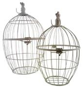 Ornate Bird Cage