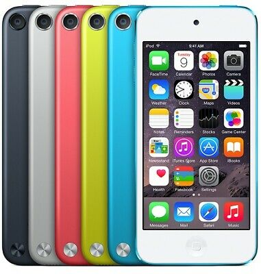 Apple iPod Touch 5th Gen 32GB Silver Space Gray Blue All Colors | Poor (Apple Ipod Touch 5th Gen 32gb Space Grey)