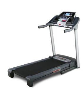 NEW-Proform-505-CST-Treadmill-Space-Saver-Design-Very-Sturdy-ProShox-Cushioning