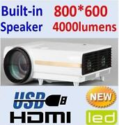 LED Projector 4000 Lumens
