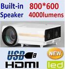 LED Projector 4000 Lumens