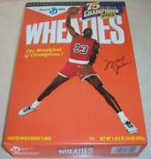 Michael Jordan Wheaties Box