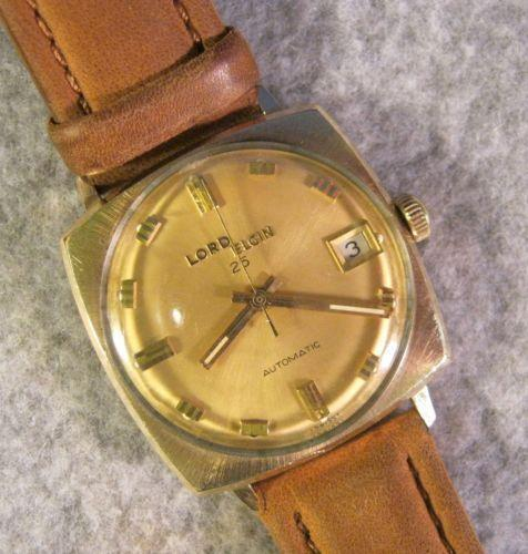 Absolutely identify my vintage elgin wrist watch advise