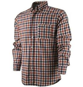 Superdry Men S Refined Lumberjack Shirt Blue Arctic Night Grindle Checkxeu